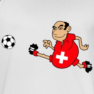 Swiss footballers - Men's Basketball Jersey