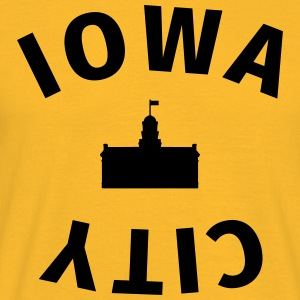 Iowa City T-Shirts - Männer T-Shirt