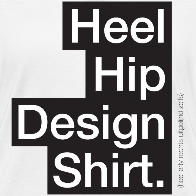 Hip Design vrouwen v-hals bio