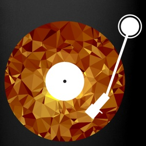 Golden Vinyl (Low Poly) Tazze & Accessori - Tazza monocolore