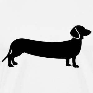 dog T-Shirts - Men's Premium T-Shirt