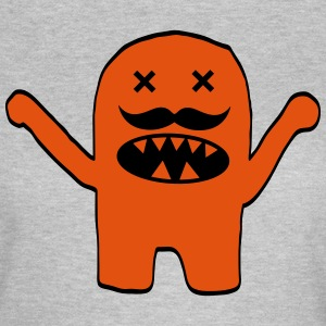 Moustache Monster T-Shirts - Frauen T-Shirt