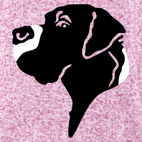 Mantel Dogge Kopf