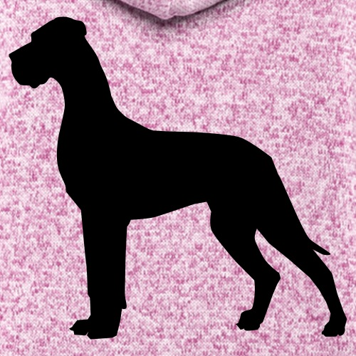 Deutsche Dogge seitlich