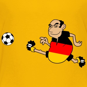 German footballers - Teenage Premium T-Shirt