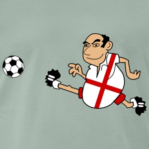 English footballer - Men's Premium T-Shirt