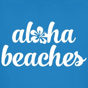 Aloha Beaches T-Shirts - Men's Organic T-shirt