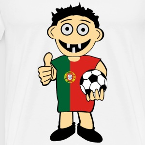Portuguese Young - Men's Premium T-Shirt