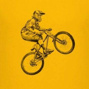BMX Shirts - Teenage Premium T-Shirt