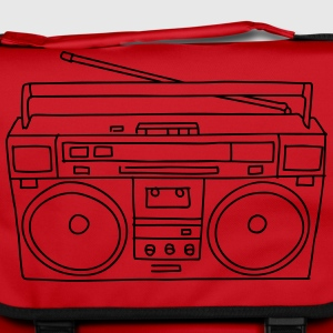 Boombox Bags & Backpacks - Shoulder Bag