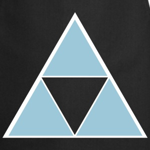 Hipster Triangle  Aprons - Cooking Apron