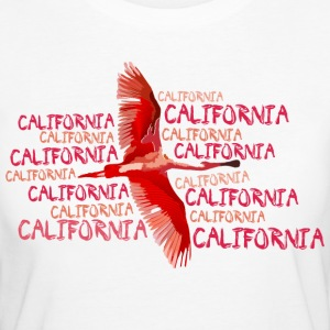 california T-shirts - Organic damer