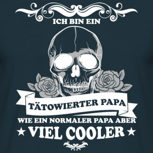 Tattoo-Dad 2 T-Shirts - Männer T-Shirt