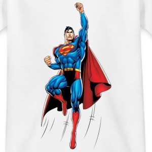 Superman Up and Away Teenager T-Shirt - Teenager T-shirt