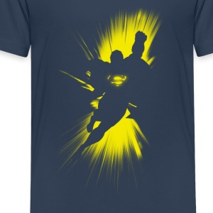 Superman Shadow Teenager T-Shirt - Teenager Premium T-shirt