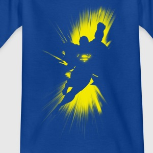 Superman Shadow Kids T-Shirt - T-shirt barn