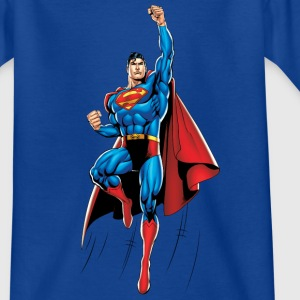 Superman Up And Away Kids T-Shirt - T-skjorte for barn