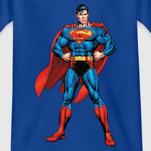 Superman Classic Pose Kinder T-Shirt - Kinder T-Shirt