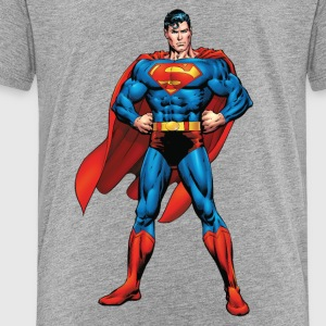 Superman Classic Pose Enfants Tee Shirt - T-shirt Premium Enfant