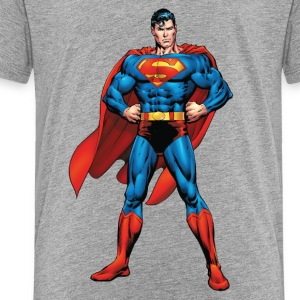 Superman Classic Pose Kids T-Shirt - Premium-T-shirt barn