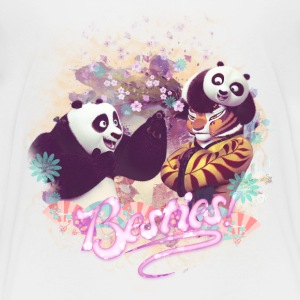 Kung Fu Panda Besties Teenager T-Shirt - Teenage Premium T-Shirt