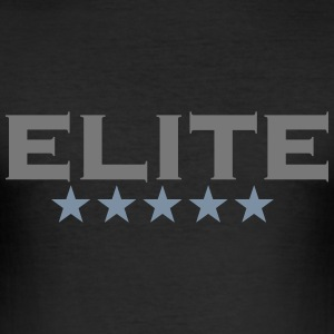 ELITE, 5 stars, For the Best of the Best! T-Shirts - Men's Slim Fit T-Shirt