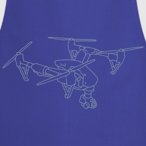 Drone (UAS)  Aprons - Cooking Apron