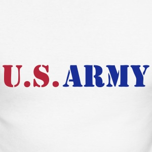 US army 05 Manches longues - T-shirt baseball manches longues Homme