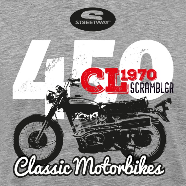450 Scrambler 1970