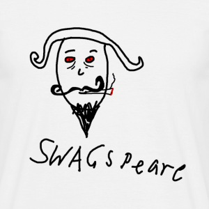 SWAGspeare T-shirts - Mannen T-shirt