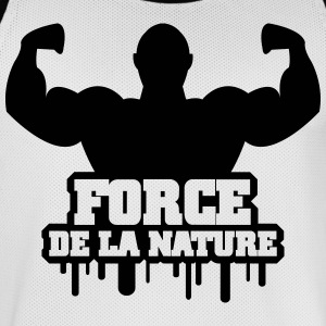 force de la nature Vêtements de sport - Maillot de basket Homme