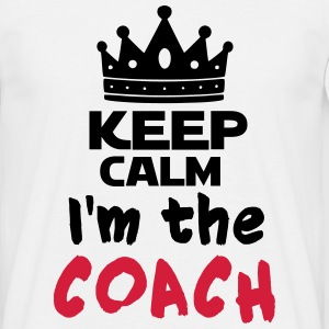 I'm the coach Tee shirts - T-shirt Homme