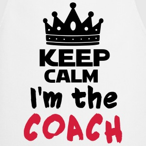 I'm the coach Tabliers - Tablier de cuisine