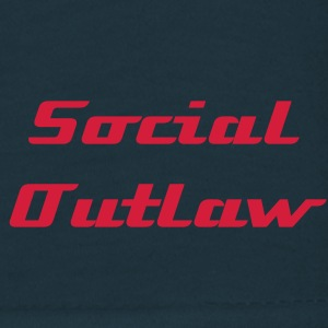 Social Outlaw Anarshirt  - Männer T-Shirt