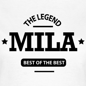 mila T-Shirts - Frauen T-Shirt