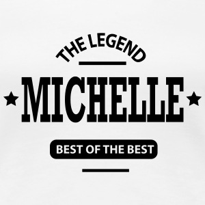 michelle T-Shirts - Frauen Premium T-Shirt