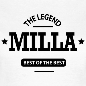 milla T-Shirts - Frauen T-Shirt