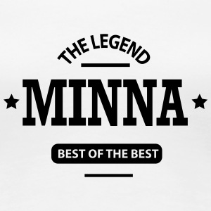 minna T-Shirts - Frauen Premium T-Shirt