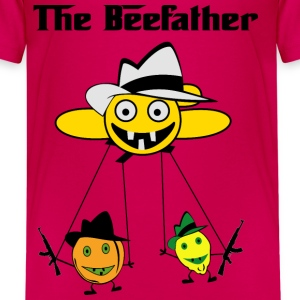 The Beefather - Teenage Premium T-Shirt