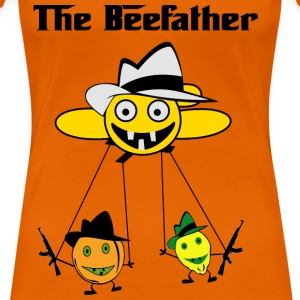 The Beefather - Women's Premium T-Shirt
