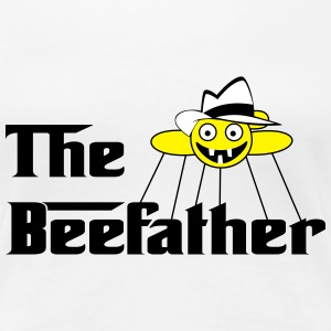 De Beefather - Vrouwen Premium T-shirt