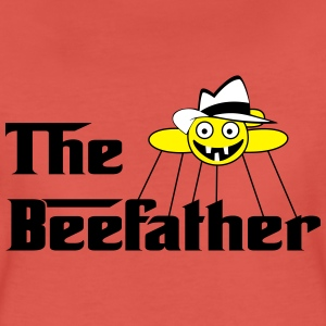 den Beefather - Premium-T-shirt dam