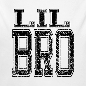 Lil Brother - Longlseeve Baby Bodysuit