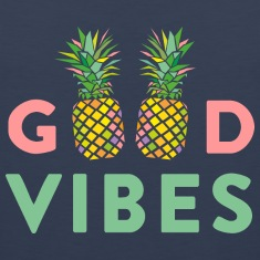 AD GOOD VIBES PINEAPPLE Sports wear