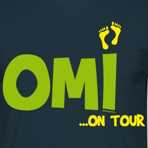 OMI on Tour - Männer T-Shirt