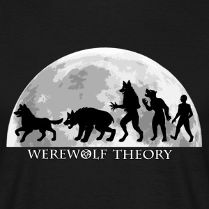 Werewolf Theory: The Change T-Shirts - Men's T-Shirt