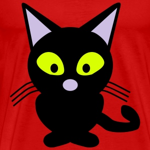 Small cat - Men's Premium T-Shirt
