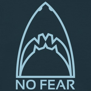 Shark, No Fear - T-shirt Homme