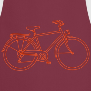 Bicycle  Aprons - Cooking Apron
