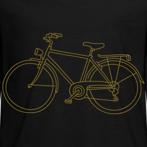 Bicycle Long Sleeve Shirts - Teenagers' Premium Longsleeve Shirt